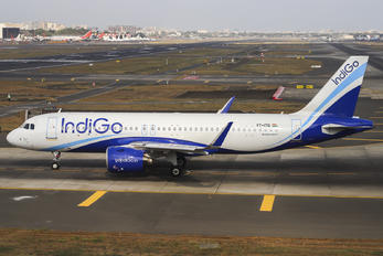 VT-ITQ - IndiGo Airbus A320 NEO