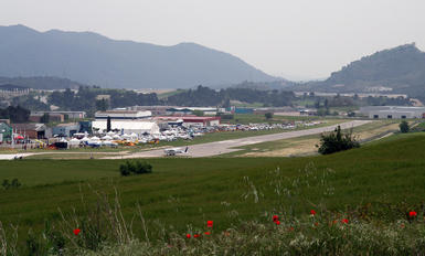LEIG - - Airport Overview - Airport Overview - Overall View