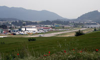 LEIG - - Airport Overview - Airport Overview - Overall View aircraft