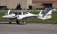 EC-LAM - Private Diamond DA 42 Twin Star aircraft