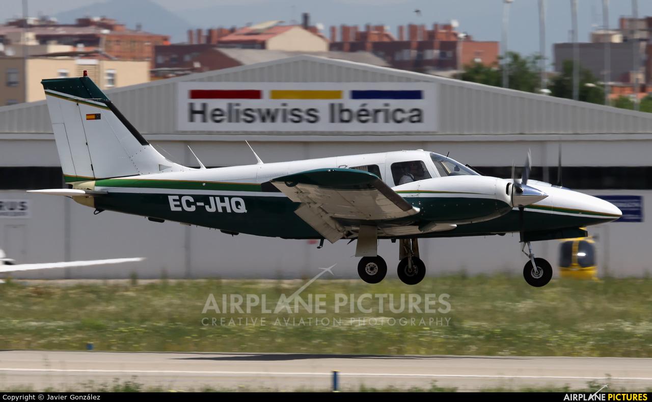 Private EC-JHQ aircraft at Sabadell