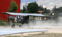 EC-GG3 - Private ICP Savannah XL aircraft