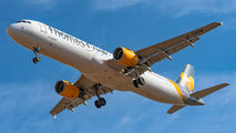 G-TCDW - Thomas Cook Airbus A321 aircraft
