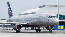 VP-BFQ - Aeroflot Airbus A321 aircraft