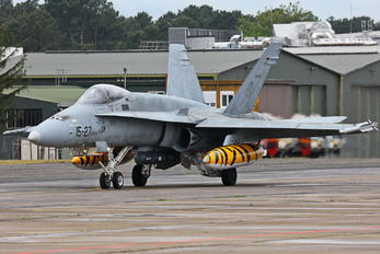 C.15-40 - Spain - Air Force McDonnell Douglas F/A-18A Hornet