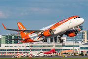 OE-IVF - easyJet Europe Airbus A320 aircraft