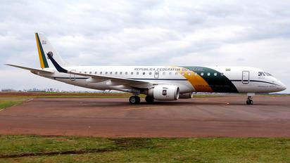 FAB2590 - Brazil - Air Force Embraer ERJ-190-VC-2