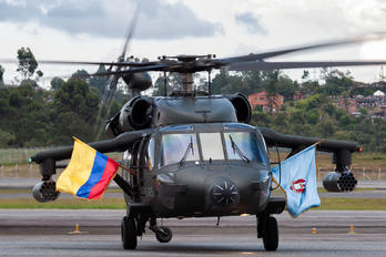 FAC4125 - Colombia - Air Force Sikorsky UH-60L Black Hawk