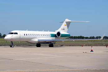 EC-MSC - Private Bombardier BD-700 Global 6000