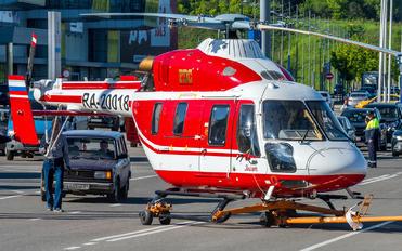 RA-20018 - Russia - МЧС России EMERCOM Kazan helicopters Ansat