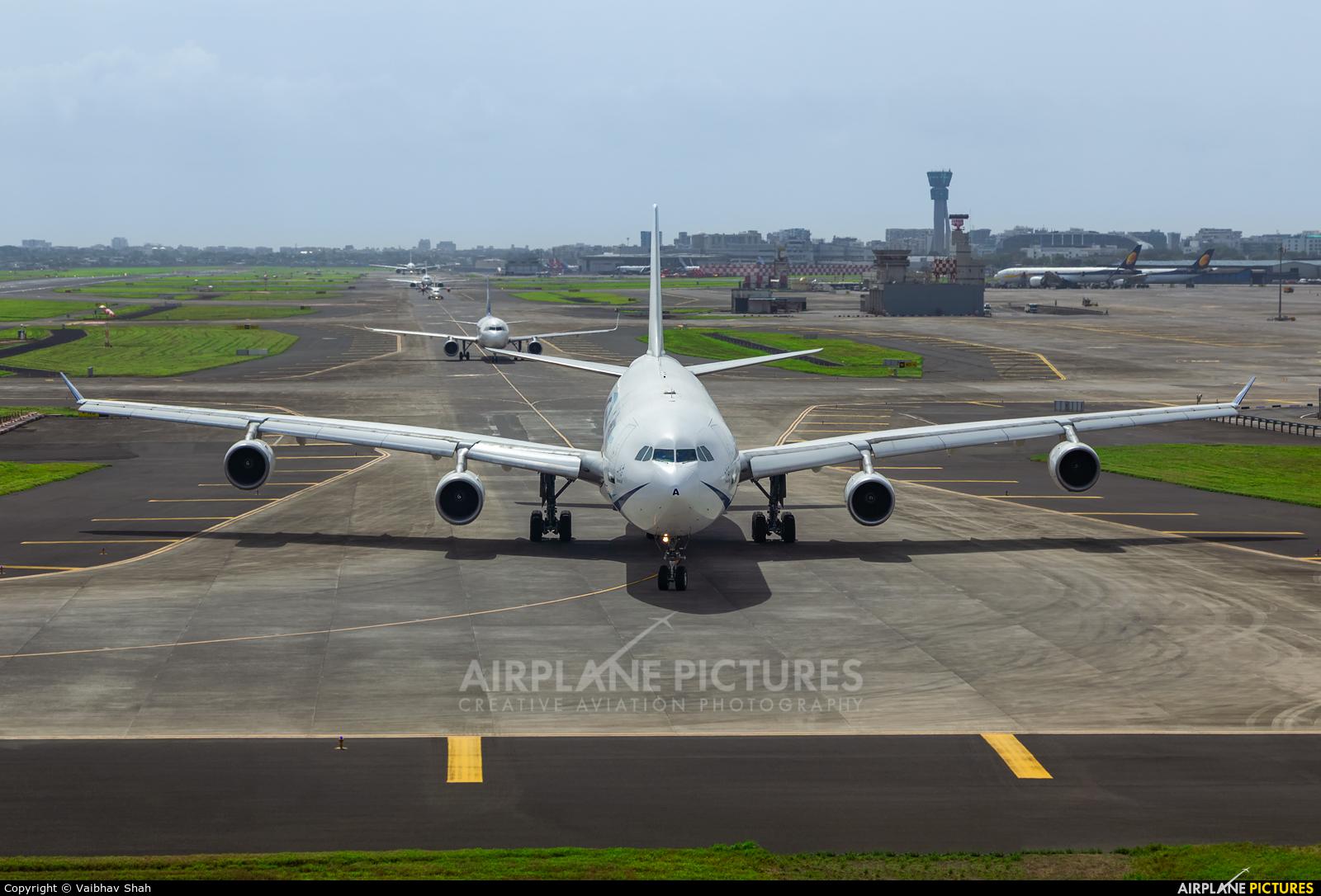 Iran Aseman EP-APA aircraft at Mumbai - Chhatrapati Shivaji Intl