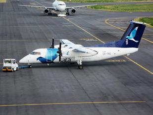 CS-TRC - SATA Air Açores de Havilland Canada DHC-8-200Q Dash 8