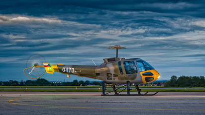 0473 - Czech - Air Force Enstrom 480B