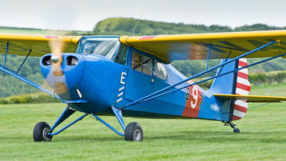 G-BJEV - Private Aeronca Aircraft Corp 11AC Chief