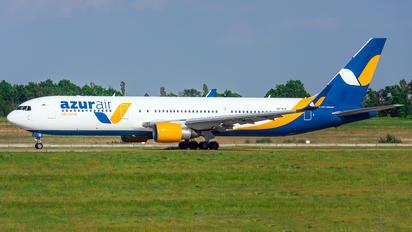 UR-AZK - Azur Air Ukraine Boeing 767-300ER
