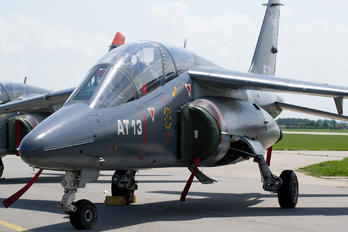 AT13 - Belgium - Air Force Dassault - Dornier Alpha Jet 1B
