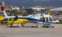 N407MS - Private Bell 407 aircraft