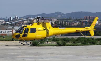 EC-IPC - TAF Helicopters Aerospatiale AS350 Ecureuil / Squirrel