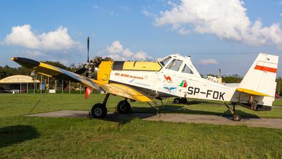 SP-FOK - Aerogryf PZL M-18B Dromader