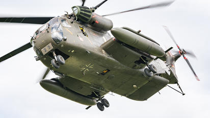 84+25 - Germany - Army Sikorsky CH-53G Sea Stallion