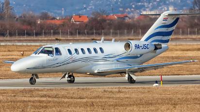 9A-JSC - Jung Sky Cessna 525A Citation CJ2