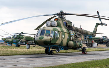 63 - Russia - Air Force Mil Mi-8AMT