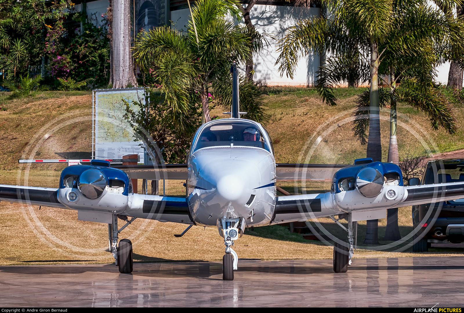 Private PP-AAZ aircraft at Recanto das Águias