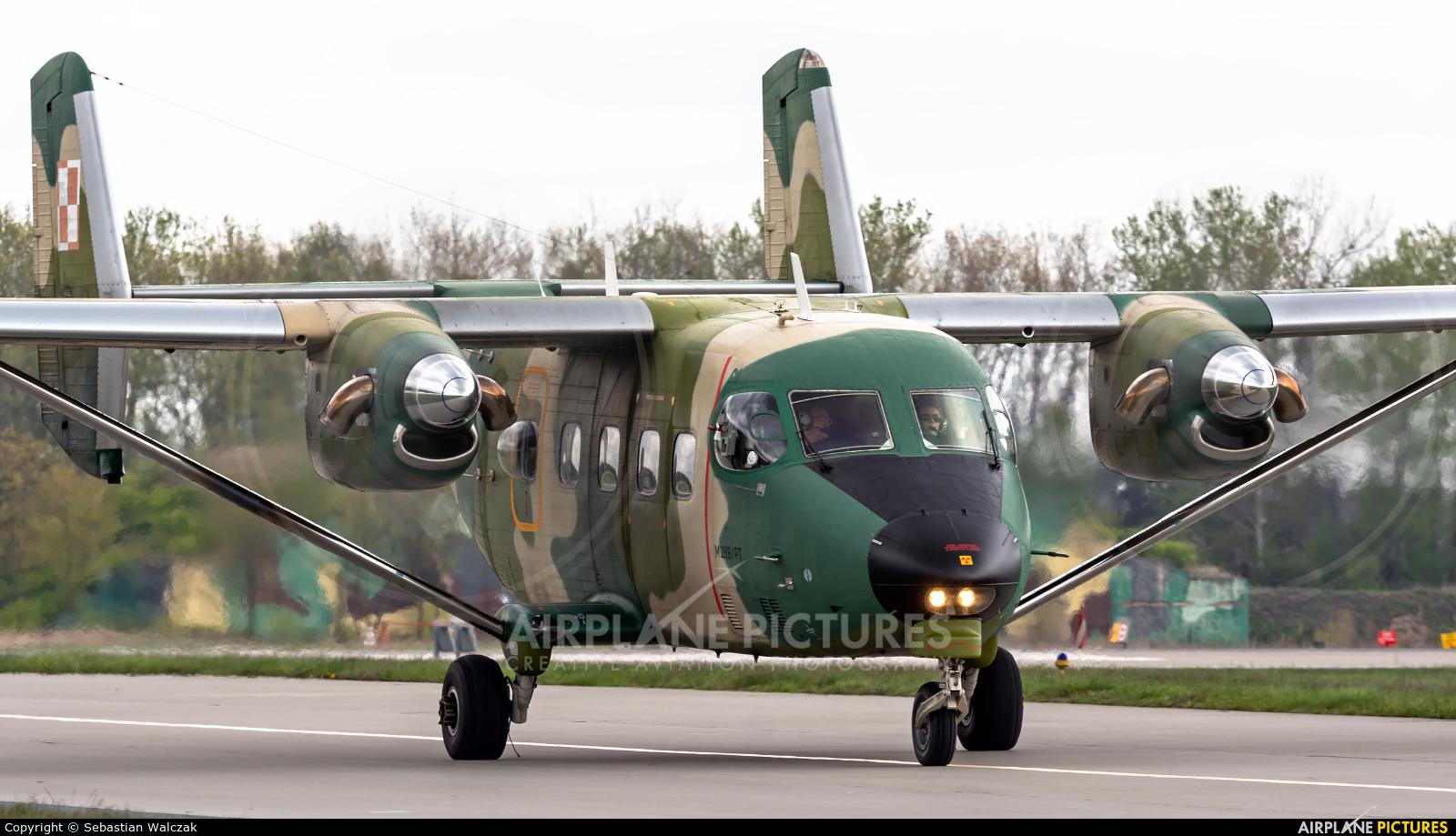 Poland - Air Force 0215 aircraft at Poznań - Krzesiny