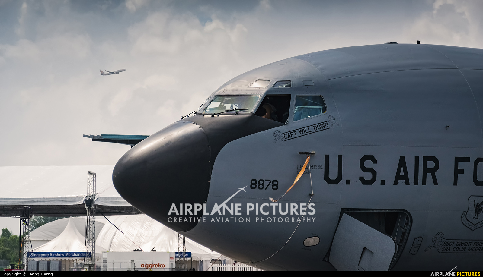 USA - Air Force 63-8878 aircraft at Off Airport - Singapore