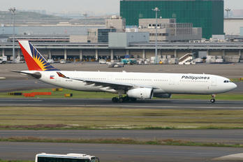 RP-C8766 - Philippines Airlines Airbus A330-300