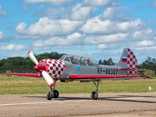 RF-00307 - Private Yakovlev Yak-52