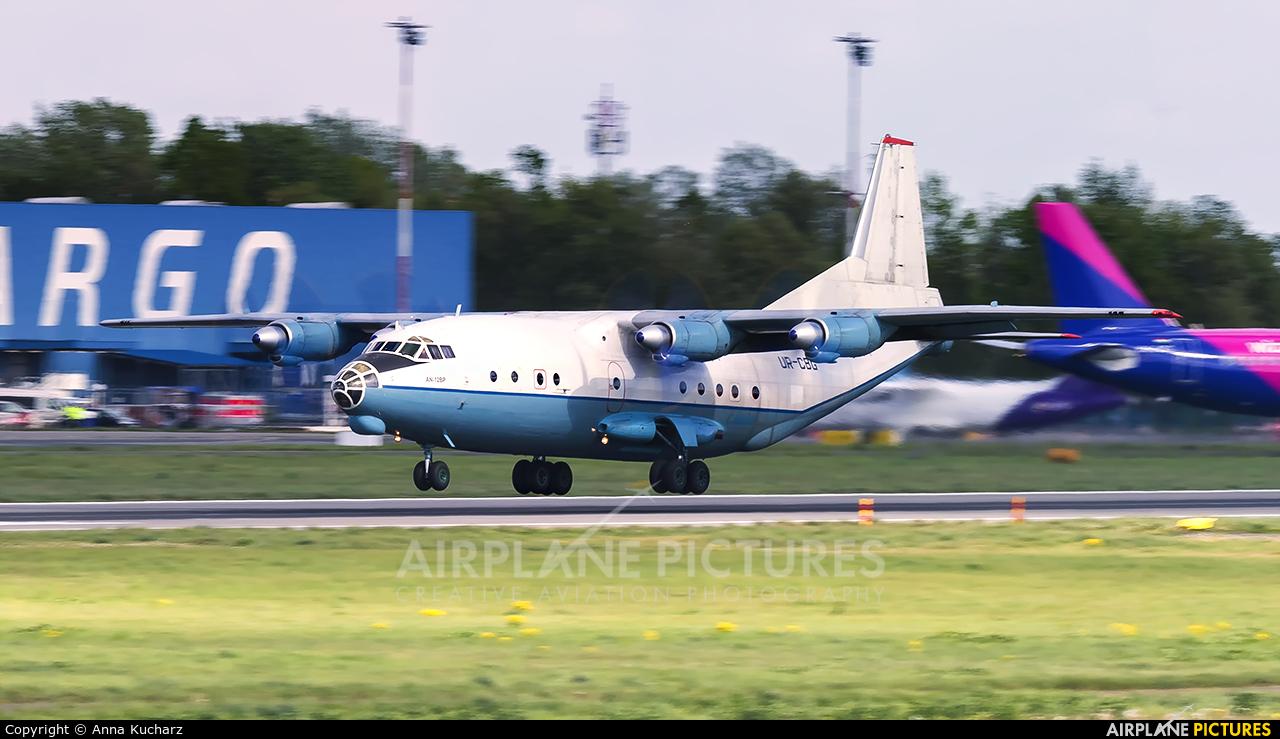 Cavok Air UR-CBG aircraft at Warsaw - Frederic Chopin
