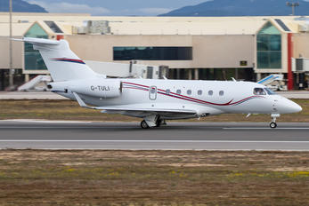 G-TULI - Centerline Aerospace Embraer EMB-550 Legacy 500