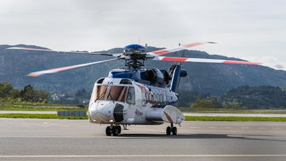 LN-OIA - Bristow Norway Sikorsky S-92