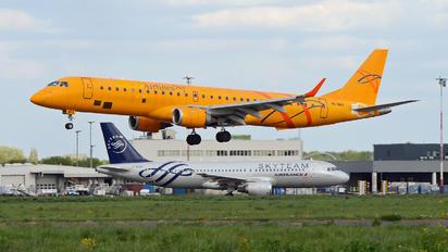 VQ-BRX - Saratov Airlines Embraer ERJ-195 (190-200)