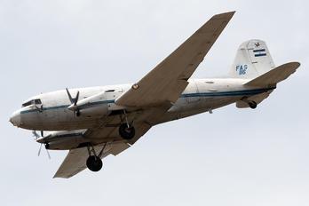 FAS116 - El Salvador - Air Force Basler BT-67 Turbo 67