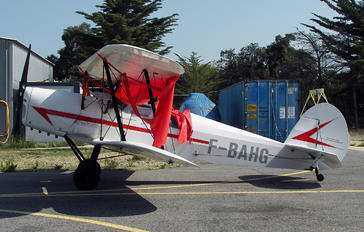 F-BAHG - Private Stampe SV4
