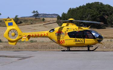 EC-JJI - TAF Helicopters Eurocopter EC135 (all models)