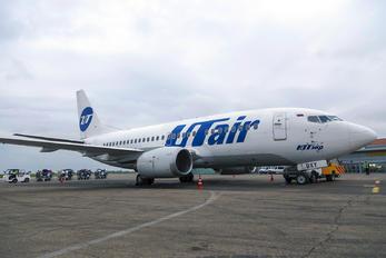 VP-BXY - UTair Boeing 737-500