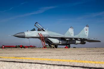 18203 - Serbia - Air Force Mikoyan-Gurevich MiG-29
