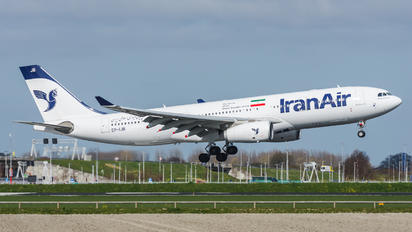 EP-IJB - Iran Air Airbus A330-200