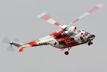 0719 - Czech - Air Force PZL W-3 Sokół