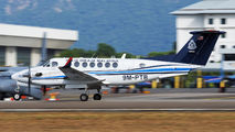 9M-PTB - Malaysia - Police Beechcraft 350 Super King Air aircraft