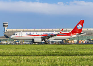 B-8681 - Sichuan Airlines  Airbus A320 NEO