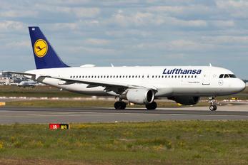 D-AIQD - Lufthansa Airbus A320