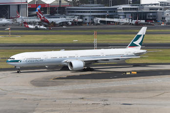 B-KQN - Cathay Pacific Boeing 777-300ER