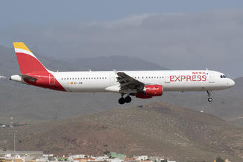 EC-JDM - Iberia Express Airbus A321