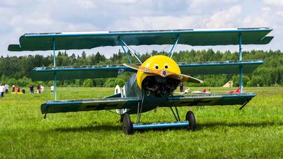 - - Germany - Air Force Fokker DR1 Triplane