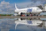 VQ-BIC - UTair Boeing 737-400 aircraft