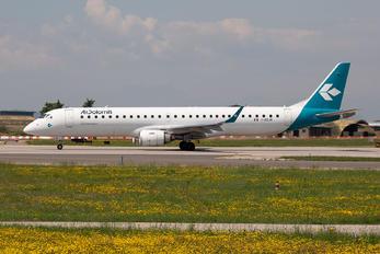 I-ADJK - Air Dolomiti Embraer ERJ-195 (190-200)